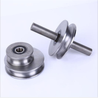 CNC machining single wheel swivel wire rope stainless steel pulley rope lifting pulley stainless steel wire rope pulley