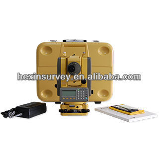 Topcon brand best quality types of total station