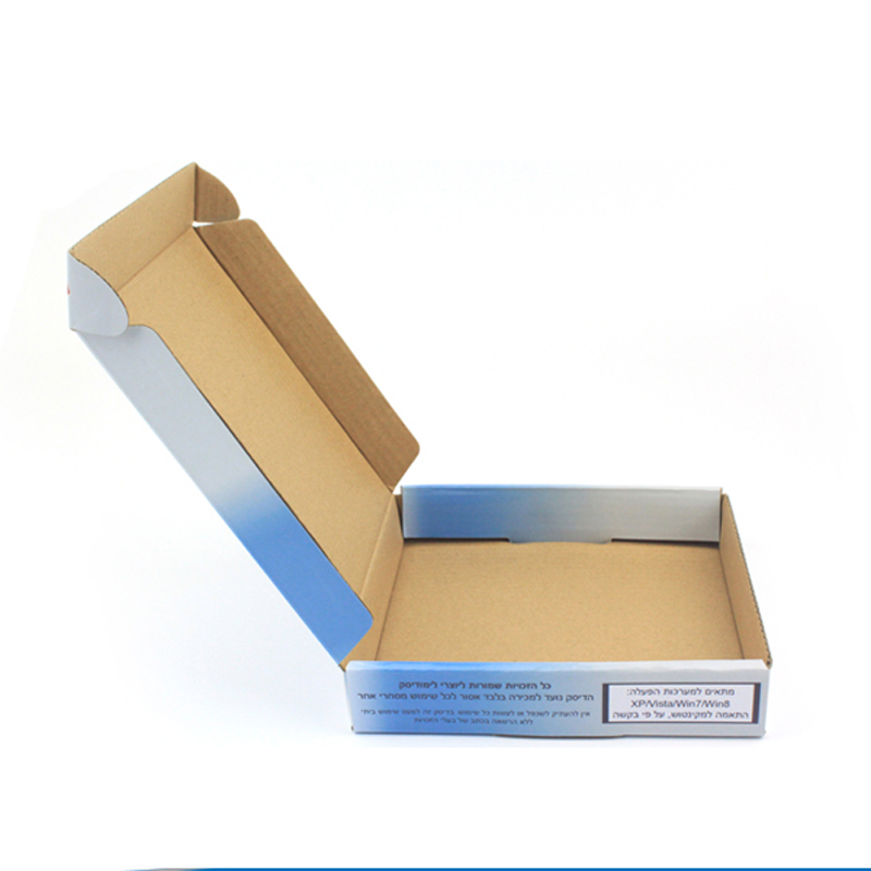 Cheapest Cardboard Retail Corrugated Display Box