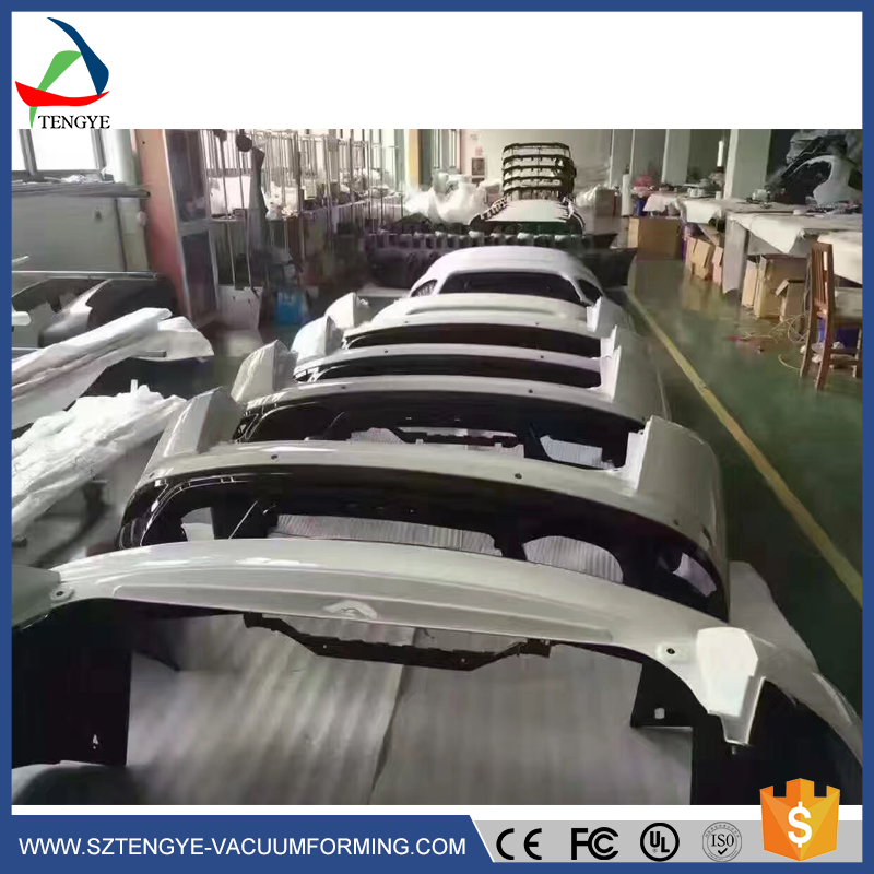 New arrival abs plastics s suv guard car front bumper grille