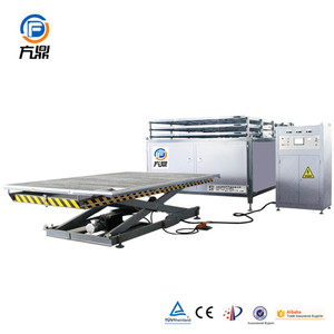 hot sale china manufacture factory supply laminated glass making equipment