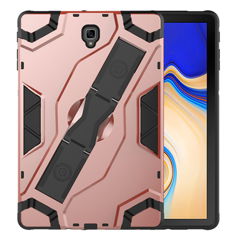 New Arrival Perfect Fitted Useful Armor Shield Tablet Case for Samsung Galaxy Tab S4 10.5 T830 T835