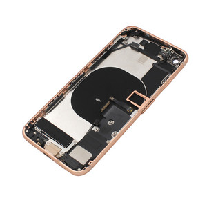 Cell Phone Accessories For iPhone Rear Housing For iPhone 8 Back Cover Assembly