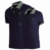 Navy color couple shirt design polo t shirt , soft oem polo shirts made in china