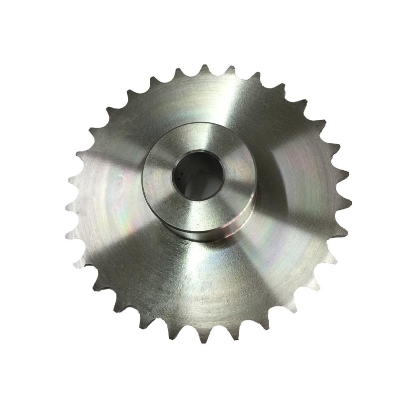 Standard stainless steel roller chain sprocket
