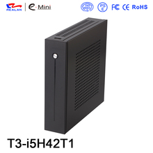 2017 high performance i5 mini PC; 5th gerneration ES version motherboard HTPC equipment