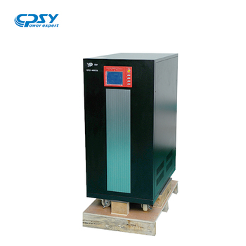 Three phase isoltion transformer pure sine wave online low frequency 30kva ups for Industry