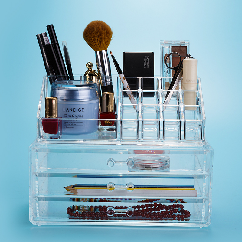 Wholesale Acrylic Drawer Organizers Cosmetic Organizers Acrylic Drawer - Buy Acrylic Drawer ...