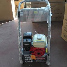 Metel Material steam jet cleaner car high pressure washer 6.5l/min