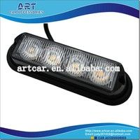 amber auto strobe light for towing