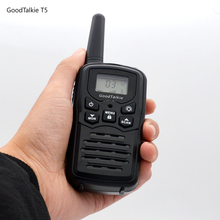 Portátil interphone Walkie <span class=keywords><strong>Talkie</strong></span> militar T5