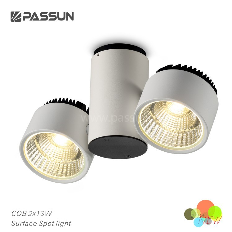 unique design 18w edison led cob track light