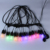 Chinlighting christmas LED string lights RGBW outdoor for festival decoration