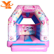 Princess Kids Commercial Bouncy Castles, Small Jumping Castle