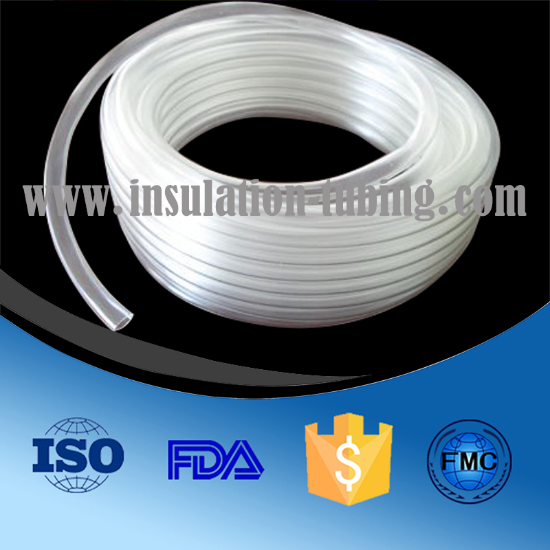 Low Price Food Grade Pvc Tubing Sleeve Oem