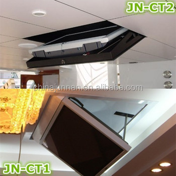 junnan flip down ceiling tv lift buy flip down ceiling. Black Bedroom Furniture Sets. Home Design Ideas