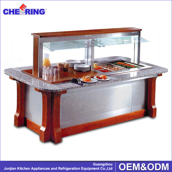 Buffet Hot Food Display Warmer Salad Bar Hot Food Warmer