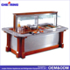 Buffet hot food display warmer salad bar hot food warmer buffet table