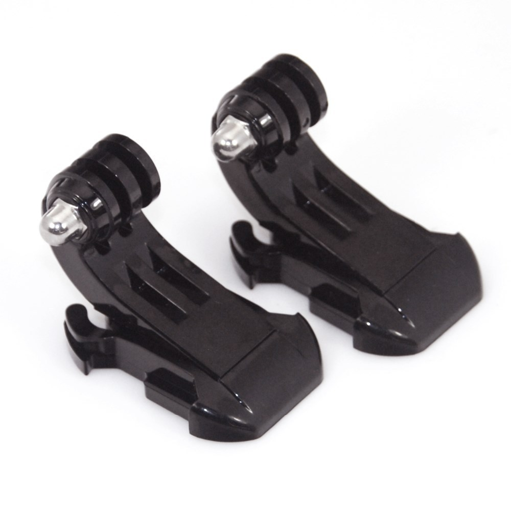 wholesale of Go Pro J Hook Buckle Mount, Sports Camera Vertical Surface J-Hook Buckle Mount for Go pro Hero4 3+ 3 2 1