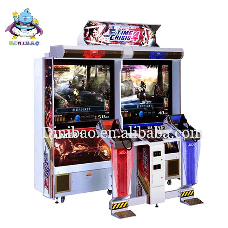 Wholesale Fun Time Crisis 4 Arcade Shooting Game Machine ...