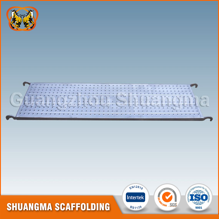 Hot new products construction aluminum scaffold plank