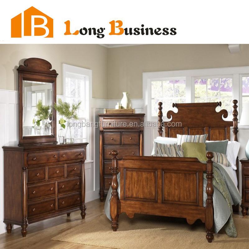 Antique Solid Wood Bedroom Furniture, Antique Solid Wood Bedroom Furniture  Suppliers and Manufacturers at Alibaba