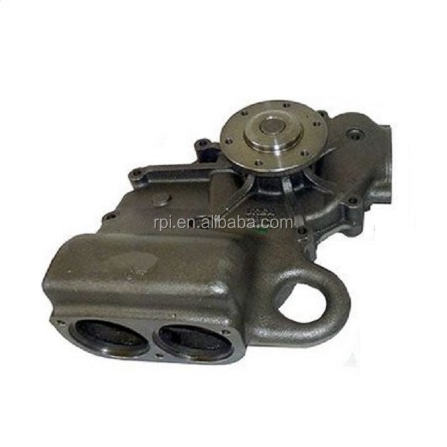 genuine auto water pump for mercedes benz truck om457 om460la actros