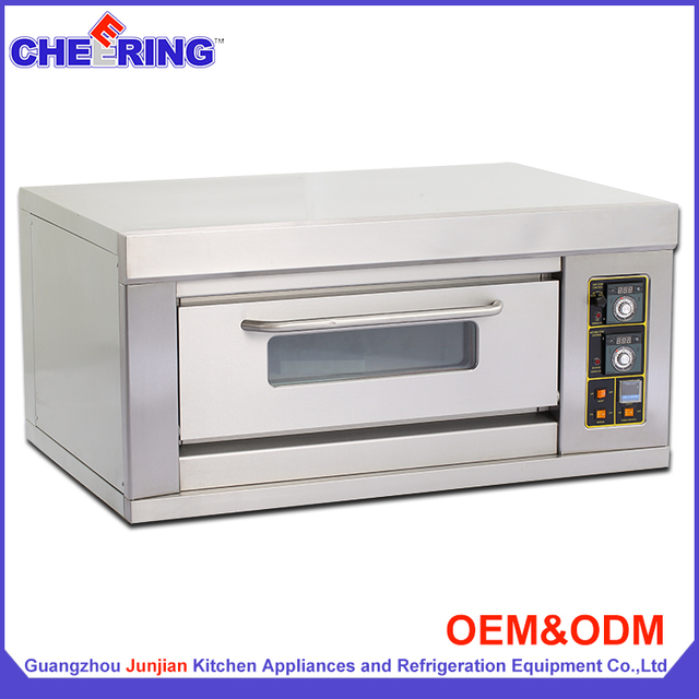 Single-layer three-tray commercial new custom pastry gas oven