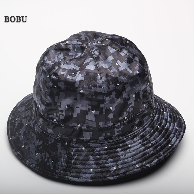 2986ecde587 Printed Bucket Hats