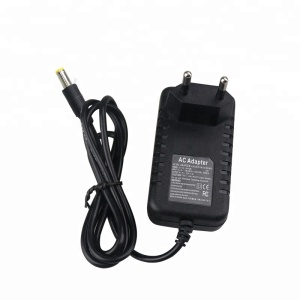 Power Supply AC/DC Power Adapter 12V 1A Camera Charger