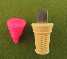 Ice Cream Shaped USB Drive Stick for promo gifts