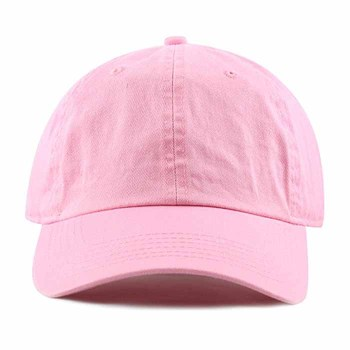style ladies girls fashion pink baseball caps wholesale uk for small dogs in bulk