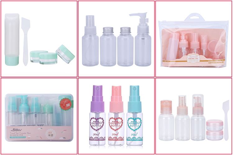 02d602ae5325 Travel cosmetic packaging bottle 15ml plastic cream jar cosmetic jar for  skin care, View cosmetic jar, Lameila Product Details from Guangzhou  Shangye ...