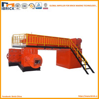 Full automatic brick making line machine JKB50 large capacity small vacuum extruder for clay brick