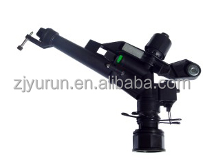 1-1/2'' irrigation sprinkler gun, rotating sprinkler