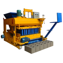 FL6-30 automatic egg layer concrete block making machines nairobi kenya