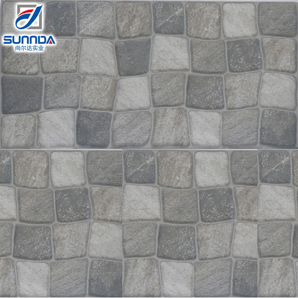 Sample Front Elevation Tiles : Latest design house front clinker exterior decorative wall