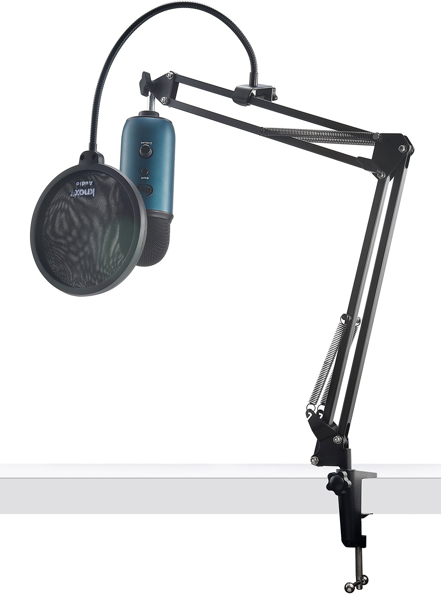Nady SSM-3 Shock Mount for Nady SCM 900//910//920//1000 and TCM 1000 studio microphones