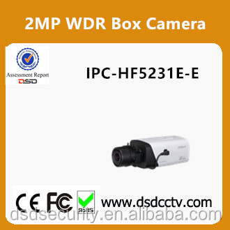 Auto back focus Dahua 2MP BOX ip camera IPC-HF5231E-E