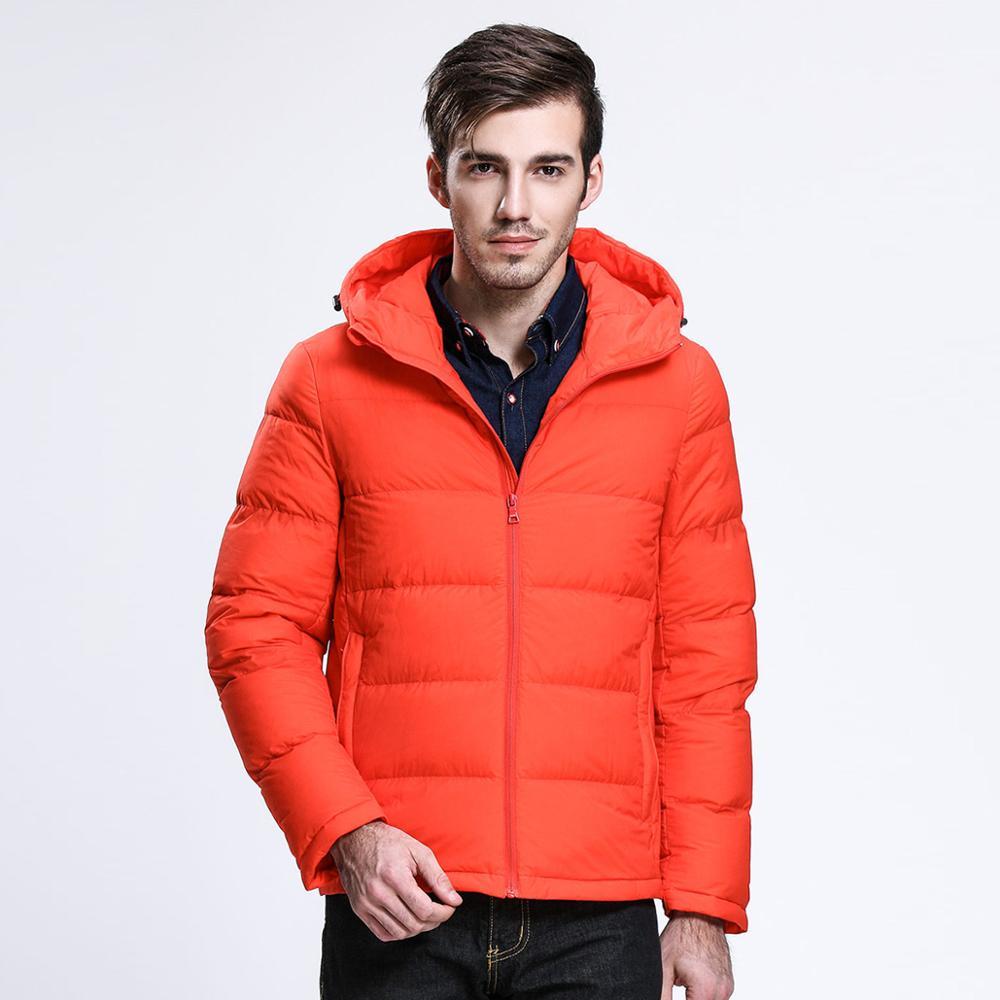 TANBOER degli uomini Giù Cappotti giacche Corte di spessore cappotti caldi di inverno mens giù giacca stile cinese imbottito maschio indumenti TA3379