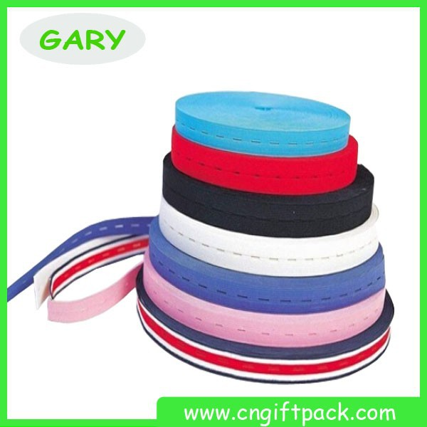 China 20mm Flat Polyester Elastic Cord for Garment