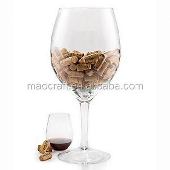 Tall Large Wine Glass Vase Buy Wine Glass Vasetall Clear Glass