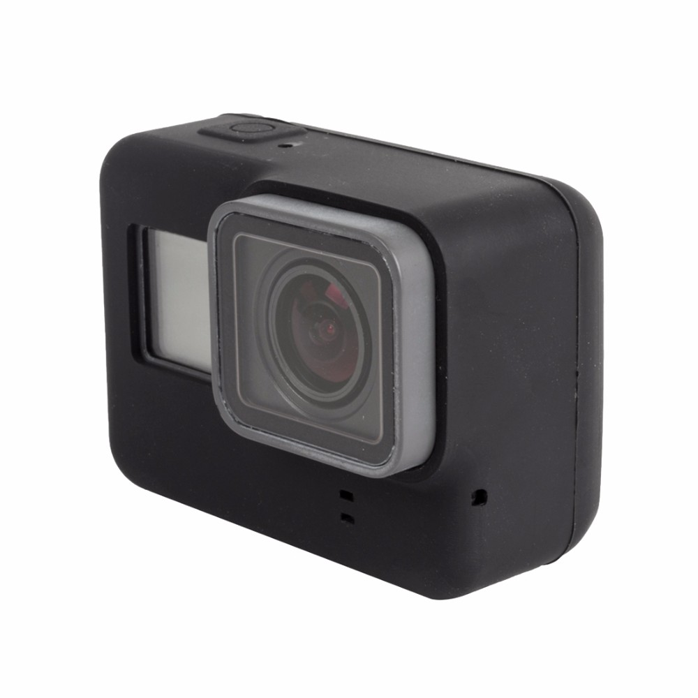 Soft Silicone Case Cover for Gopro Hero 5 Rubber Shell Protective Case Action Camera Accessories