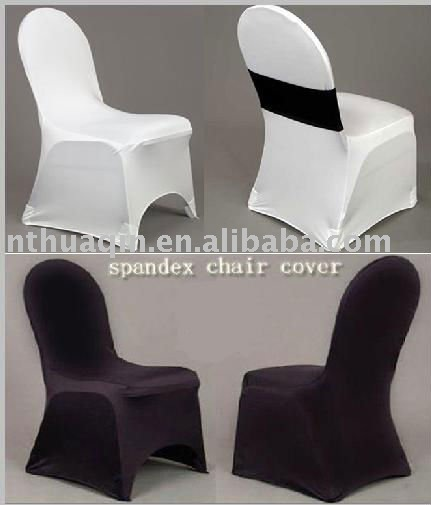 stretch chair cover with reinforcement foot pocket
