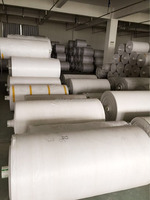 moisture proof feature woven polypropylene bag rolls/laminated PE sack roll