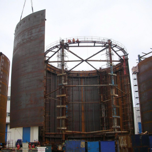 Hot product cheap 800ton silo /800ton cement silo/coal storage silo