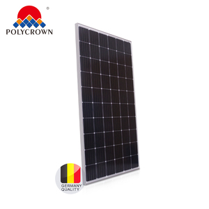 High efficiency 60 cell solar photovoltaic module mono 250w solar panels for home use