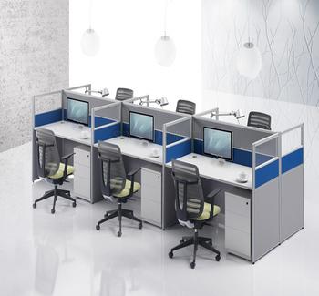 modern office designcall center modular workstation divider szwsb424
