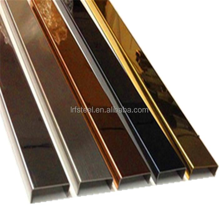 Metal Chrome Decorative Trim