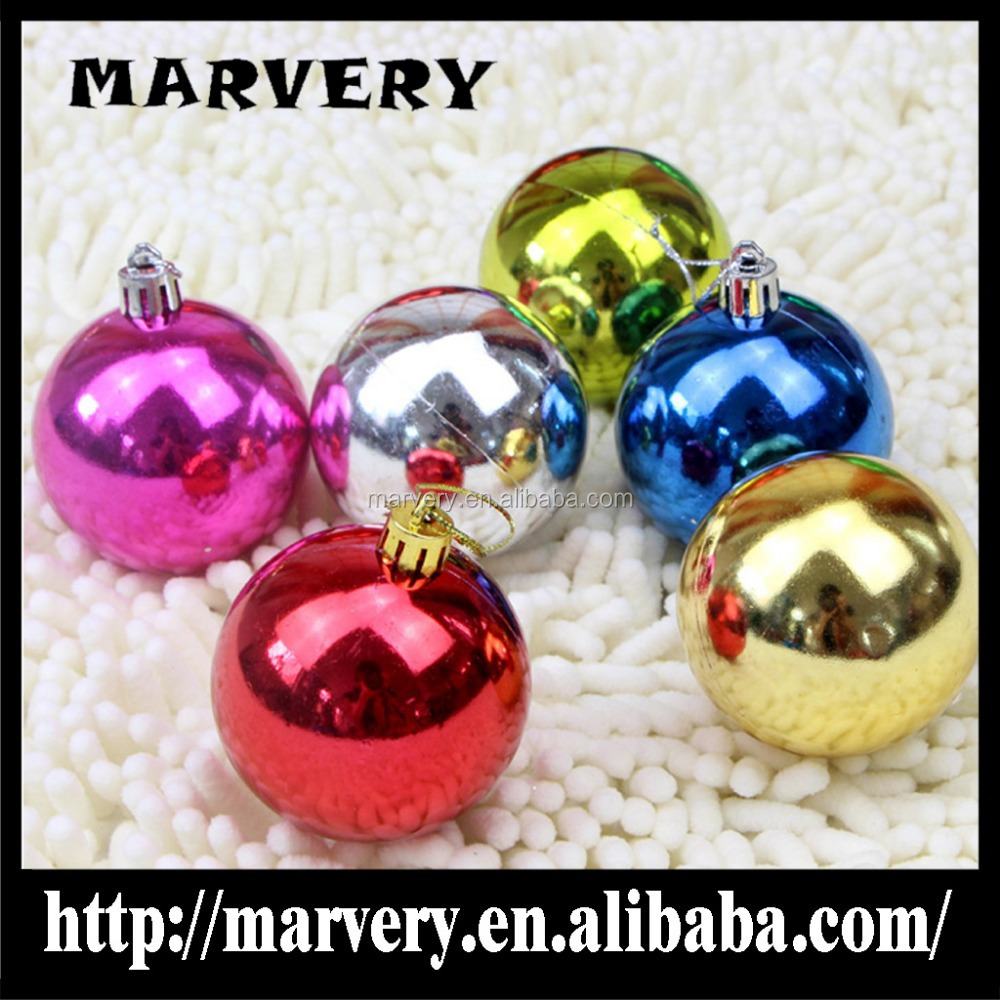 Most popular Christmas decoration balls supplies